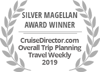 Travel Weekly - Magellan Award - CruiseDirector - Overall Trip Planning 2019