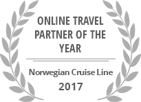 Norwegian Cruise Line - Travel Partner of the Year 2017