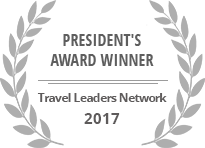 Travel Leaders Network - Presidents Award - 2017