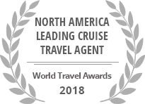 World Travel Awards - Leading Cruise Travel Agent - 2018